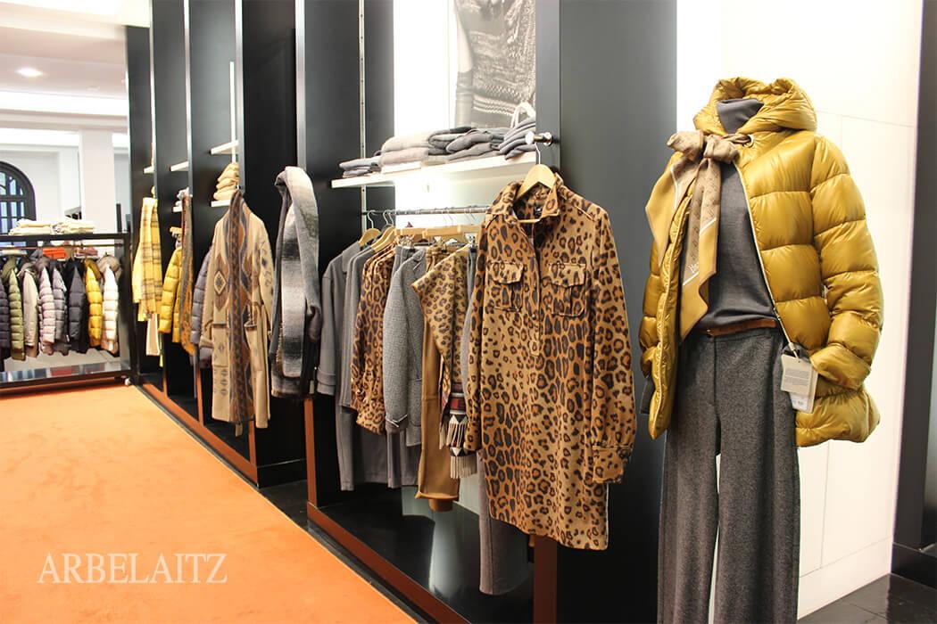 Colección invierno 2021 - 2022 Arbelaitz